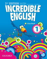 Incredible English 2ed. 1 Class Book